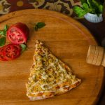 Pizza Frango c/ catupiry Vignoli